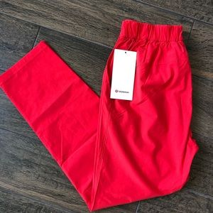 NWT Lululemon Your True Trouser High Rise size 6